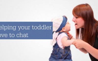 Tips for helping your toddler love to chat