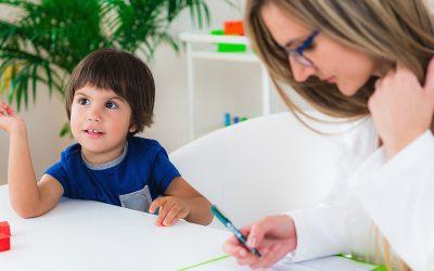 Narrative Language in Children with Autism